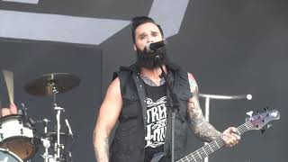 Skillet LEGENDARY Welcome To Rockville 2019 Jacksonville Florida 05 04 2019