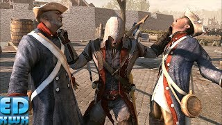 Assassin's Creed 3 Connor Hidden Blade Master  Ultra Potato