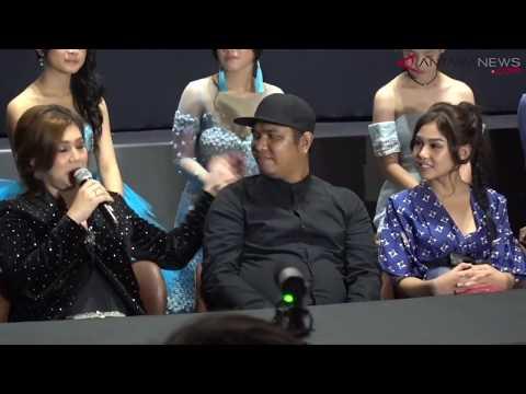 """ANTARANEWS - Bangganya Sissy Priscillia lihat akting adik di """"Dilan 1990"""""""
