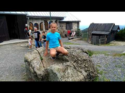 Crown of Polish Mountains: Skopiec 724 m a.s.l. - The Katzbach Mountains reached on 6th August 2018 from YouTube · Duration:  7 minutes 56 seconds