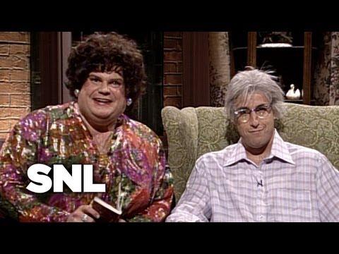 Zagat's with Hank & Beverly Gelfand: Anniversary - SNL