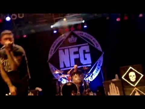 New Found Glory Live @ Cleveland, OH 8-23-14