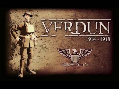 Verdun - WWI Trench Warfare - 17 - USA