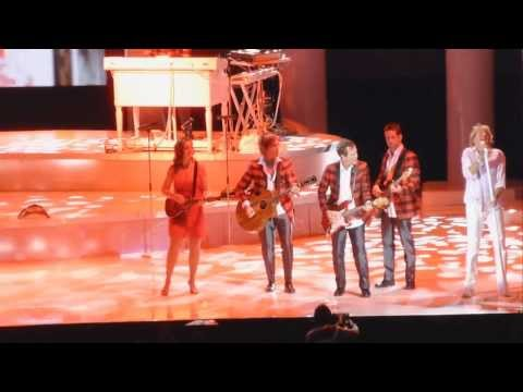 Rod Stewart - Arena Monterrey 19/08/2012 Multicam new edit full HD
