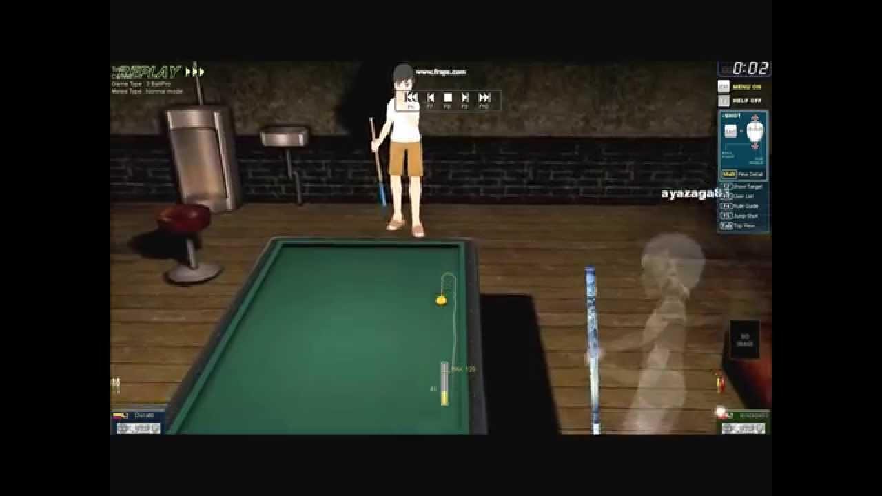 Carom3d Billy Bonez Edition Best Online Old School 3d Billiard Game
