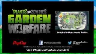 Растения против Зомби Сад Warfare - Zombie Trailer (HD)