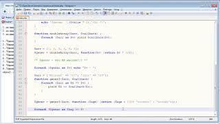 Генераторы | Видеоуроки по PHP7