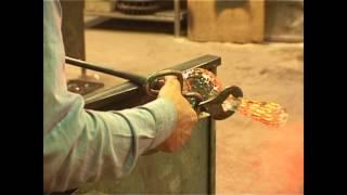 Видео изготовления настоящего венецианского - муранского стекла(, 2015-04-21T19:33:00.000Z)