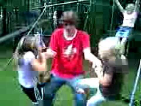 Tom & Bellatrix Jr Acrobats