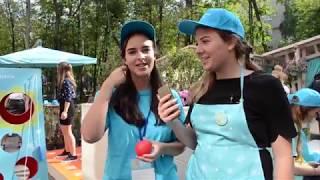 Смотреть видео Первое школьное интернет-радиотелевидение. День выборов мэра Москвы. онлайн