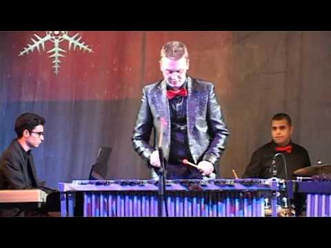 """Percussion group - """"The one jazzy Christmas"""""""