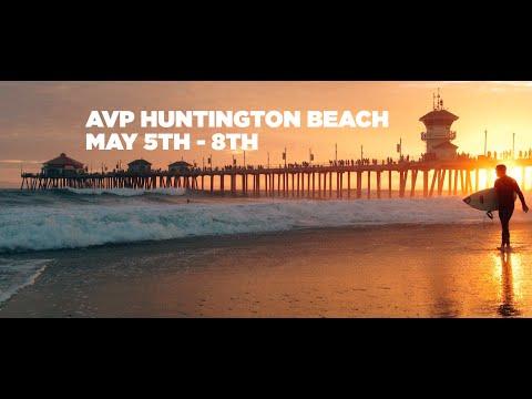 2016 AVP Huntington Beach Open Maddison and Riley McKibbin vs Casey Jennings and Billy Kolinske