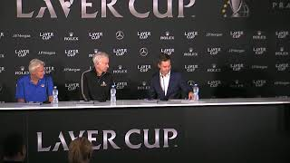 Draw announced for final day in Prague (Day 3) | Laver Cup 2017
