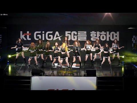160220 우주소녀 (WJSN,Cosmic Girls) Catch Me [전체]직캠 Fancam (KT기가레전드매치) By Mera