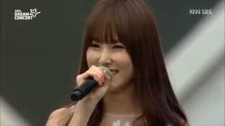 1080p hd live sejeong seunghee seulgi yuju yezi one dream sbs dream concert 2016