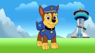 Уроки рисования от Финси: Рисуем Гонщика (Chase). Щенячий патруль (Paw Patrol).