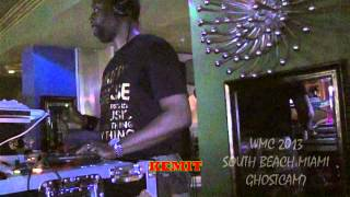 WMC 2013 DJ DJEFF TERRY HUNTER SWIFT KEMIT SALAH ANANSE KING DEETOY GHOSTCAM7