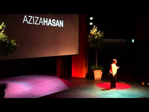 Unlocking the Courage of Curiosity | Aziza Hasan | TEDxOlympicBlvdWomen