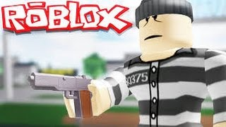 a day in the prison! #1 Roblox (stay to the end)