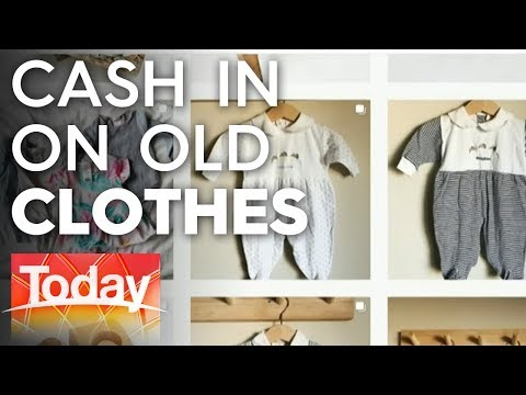How To Sell Clothes Online | TODAY Show Australia