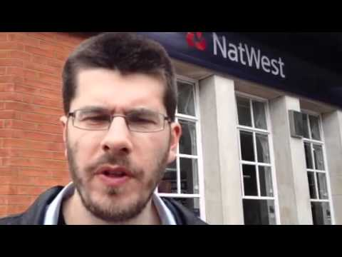 Richard Willis at NatWest in Headingley, Leeds
