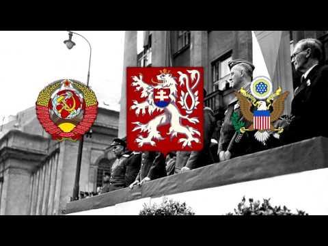 """Czechoslovak March - """"Osvobození"""" (Instrumental)"""