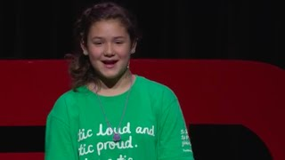 I have Tourette's. Get over it. | Analise and Robyn Twemlow | TEDxChristchurch