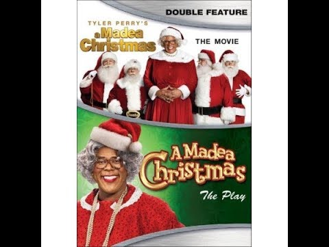 Madea Christmas Full Play.Opening To A Madea Christmas The Play 2011 Dvd 2016 Reprint