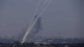 Hamas Video Shows Rocket Strikes On Israel Nuclear Facility