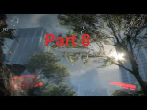 Crysis 2 part 8  Game play , walkthrough, crysis 2 ,gameplay, montage , upc ,let's play ,xbox ,