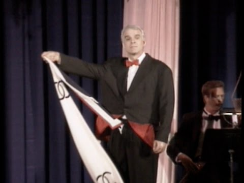 """Steve Martin performs The Great Flydini at AFI's """"Back to The Rose Garden"""""""