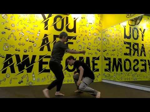Self Defense Systema  Indonesia   Class Training 19 Feb 2020