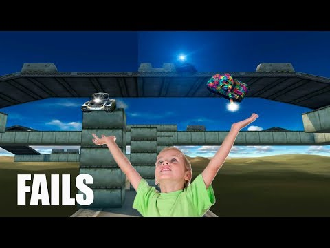 TOP 10 Epic MOMENTS Troll Montage №2 Funny Video Tanki Online - PORTES_S