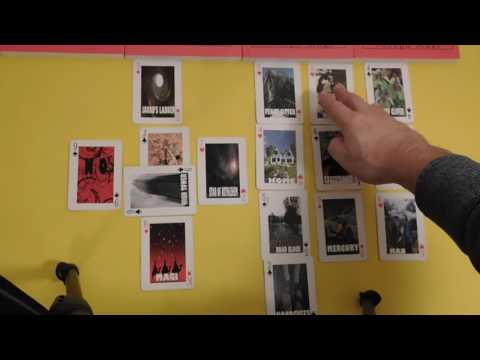 Kim Kardashian Kanye West Divorce?  Playing Card Divination and Fortune Telling