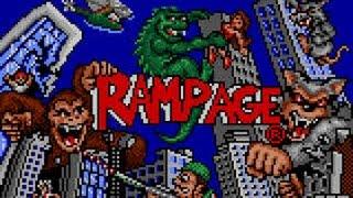 Dave's Nostalgia Trip - Ep270 - Rampage (Atari Lynx - 1992)
