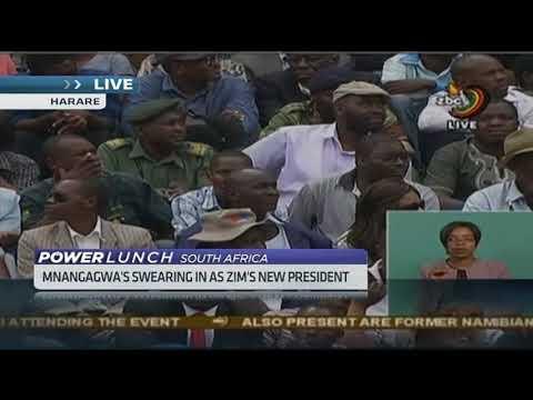 #MnangagwaInauguration: Zimbabwe will never be allowed to degenerate into what it has become