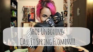 Shoe Unboxing | Call It Spring: Flomiss!!! | InTheLandOfStyle Thumbnail