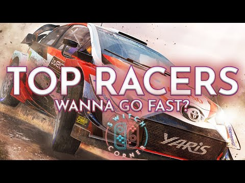 The Very BEST Switch Racing Games 2020