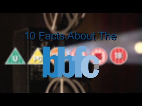 10 Facts About The BBFC