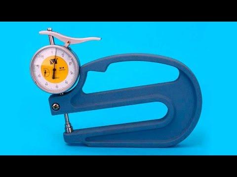 Толщиномер ручной повышенной точности ТРПТ-1