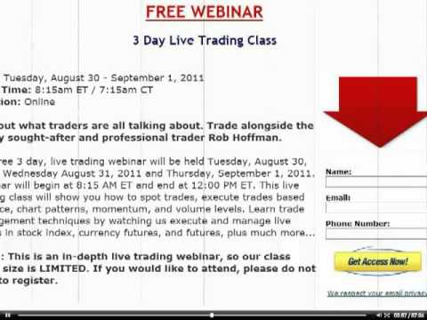 John Carter & Hubert Senters Day Trading