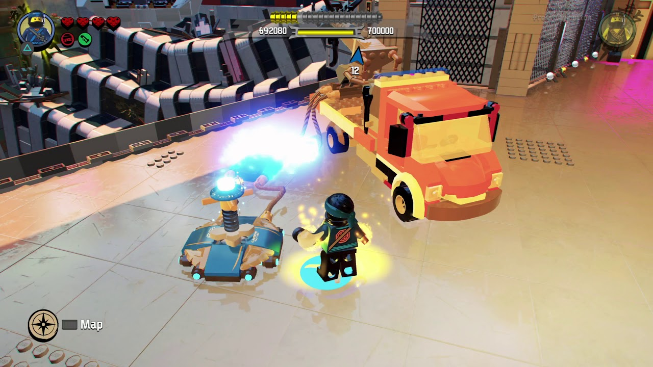 the lego® ninjago® movie video game chapter 6 walkthrough