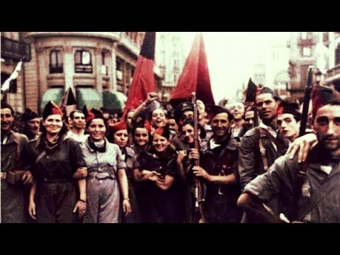 Noam Chomsky on the Spanish Revolution and the May 1968 Events in France