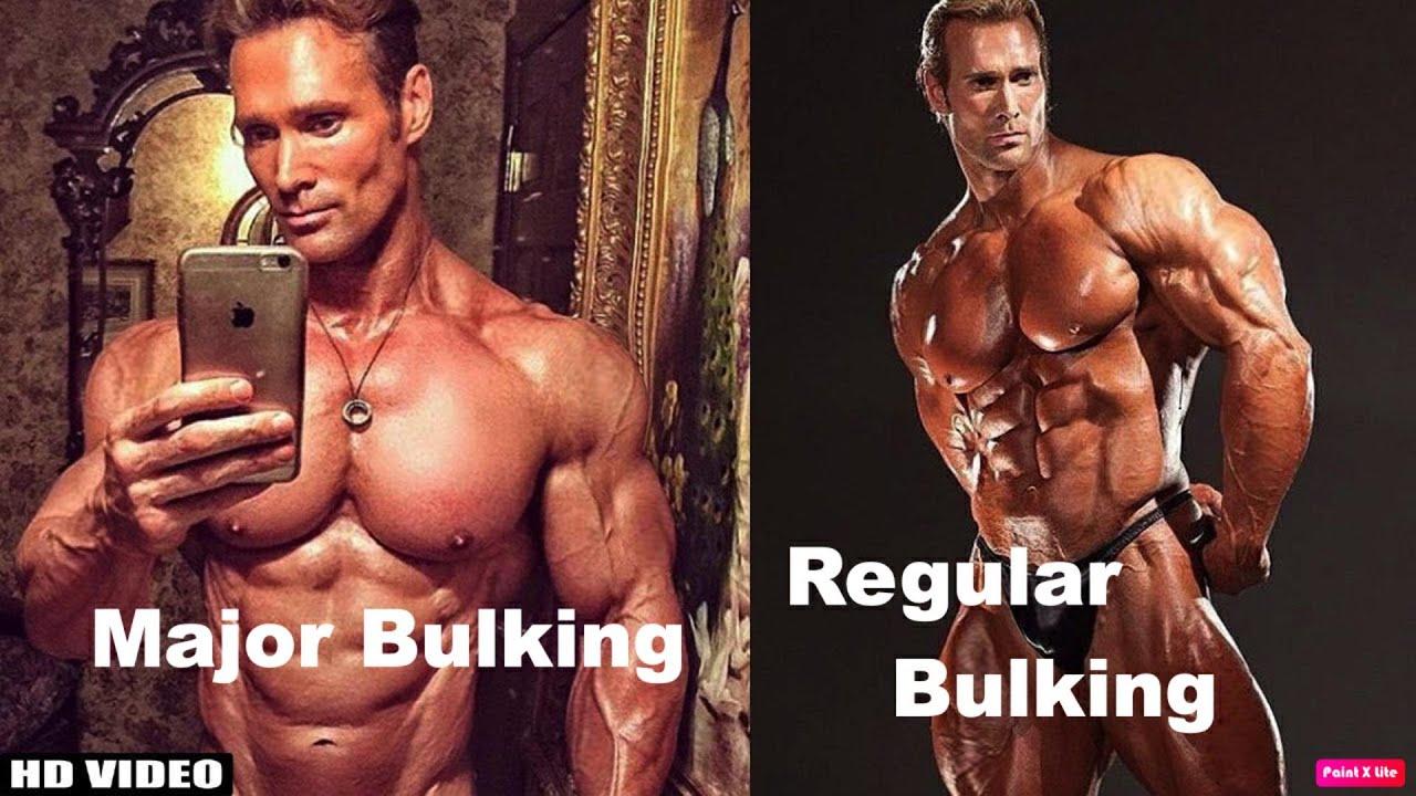 Mike O'Hearn -Major Bulking VS Regular Bulking | which is better ? |