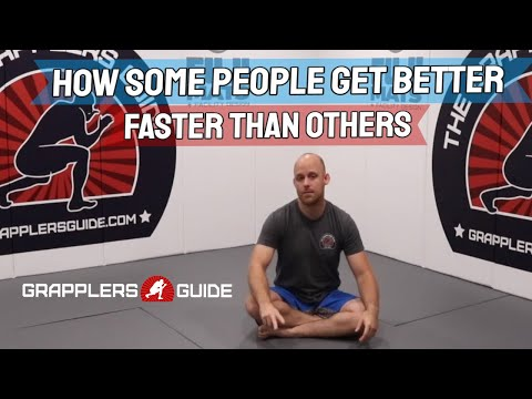 How Is Someone Better Than You In BJJ But You Started At The Same Exact Time? (Jason Scully)
