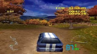 Test Drive Off-Road 3 (PS1 Gameplay)