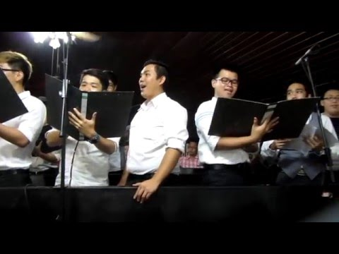 St. Joseph's Cathedral Easter Vigil Choir - Handel's Messiah (Hallelujah Chorus)