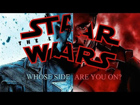 The Star Wars : Civil War Continues Between Disney Shill Sites & YouTube Truth Channels