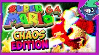 Chaos Mario 64 (With JMCSpike)