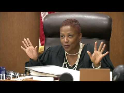 Detroit Judge Lays Into Racist Cop For 20 Minutes.. AND THEN....